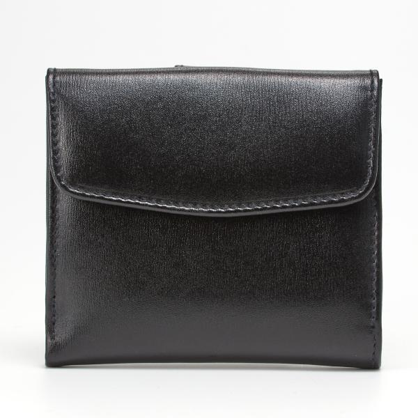 財布 11cm Black | New Logo Purse ブラック