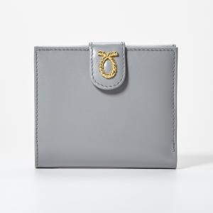 財布 11cm Dove | Rope Logo Purse ドーヴグレー