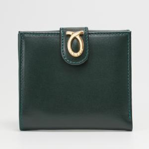 財布 11cm Green Beige | New Logo Purse グリーン ベージュ