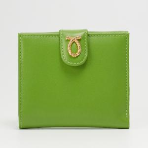 財布 11cm Lime | Rope Logo Purse ライム