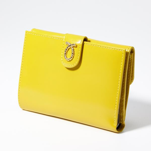 財布 14cm Yellow | Rope Logo Yen Purse イエローベージュ